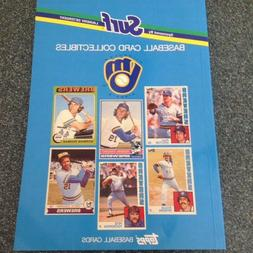 1988 BOOK COPY TOPPS MLB BASEBALL CARD COLLECTIBLES BOOK OF