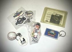 2000's MILWAUKEE BREWERS KEYCHAINS - NEW LOT OF 6 - SEE PIC!