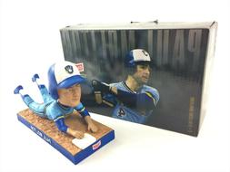 2015 Milwaukee Brewers Paul Molitor Sliding Bobblehead - NEW