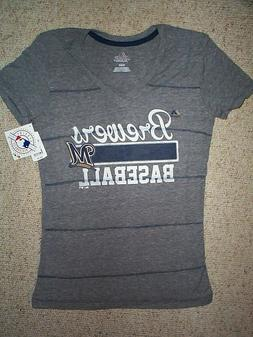 Milwaukee Brewers mlb Jersey Shirt Adult WOMENS/WOMEN'S/LAD