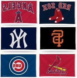 Baseball - MLB 3x5 Banner Flag - Outdoor Flag