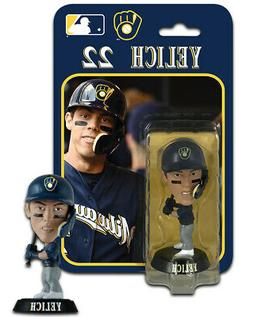 "Christian Yelich  4"" MLB Bobble Head #4"