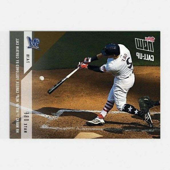2018 topps now 414 nate orf hr