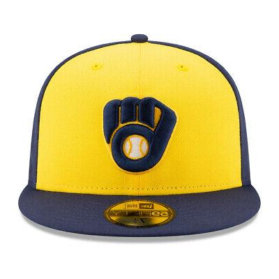 Brewers Fitted Men's Cap