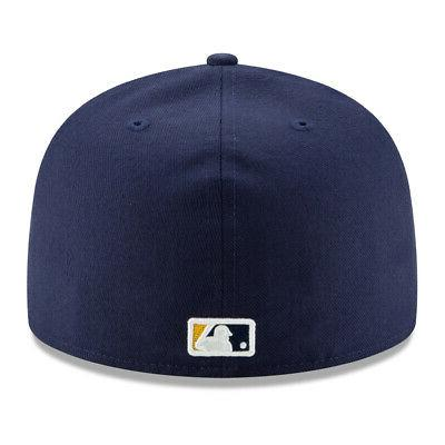 New 59Fifty Brewers Men's