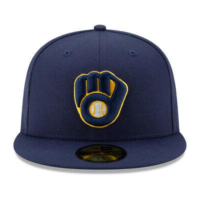 New Brewers Hat Men's