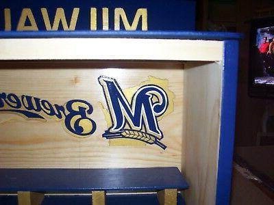 Milwaukee Display M, Name Pinewood