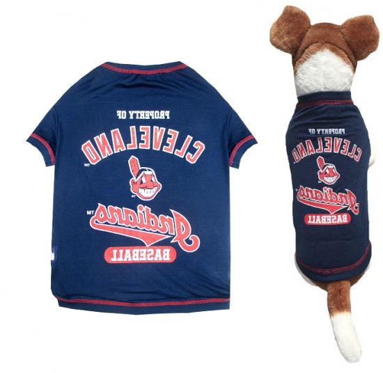 major league baseball mlb licensed dog jersey