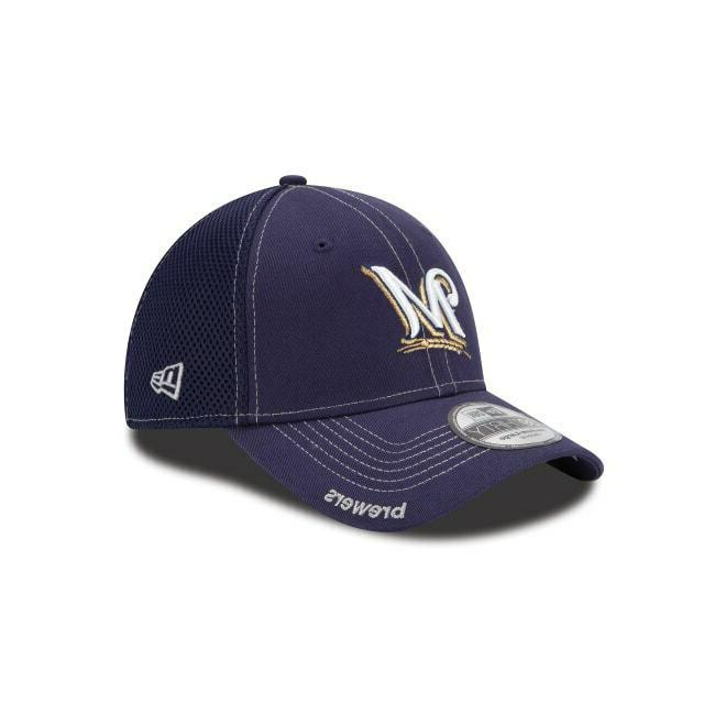 milwaukee brewers 39thirty mlb neo stretch fit