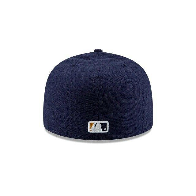 Milwaukee Brewers 2 New MLB Authentic Collection Cap