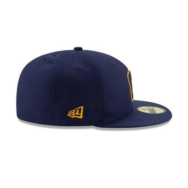 Milwaukee Brewers New MLB Collection 59Fifty Cap