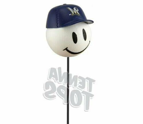 Milwaukee Cap Head Car Ball / Desktop
