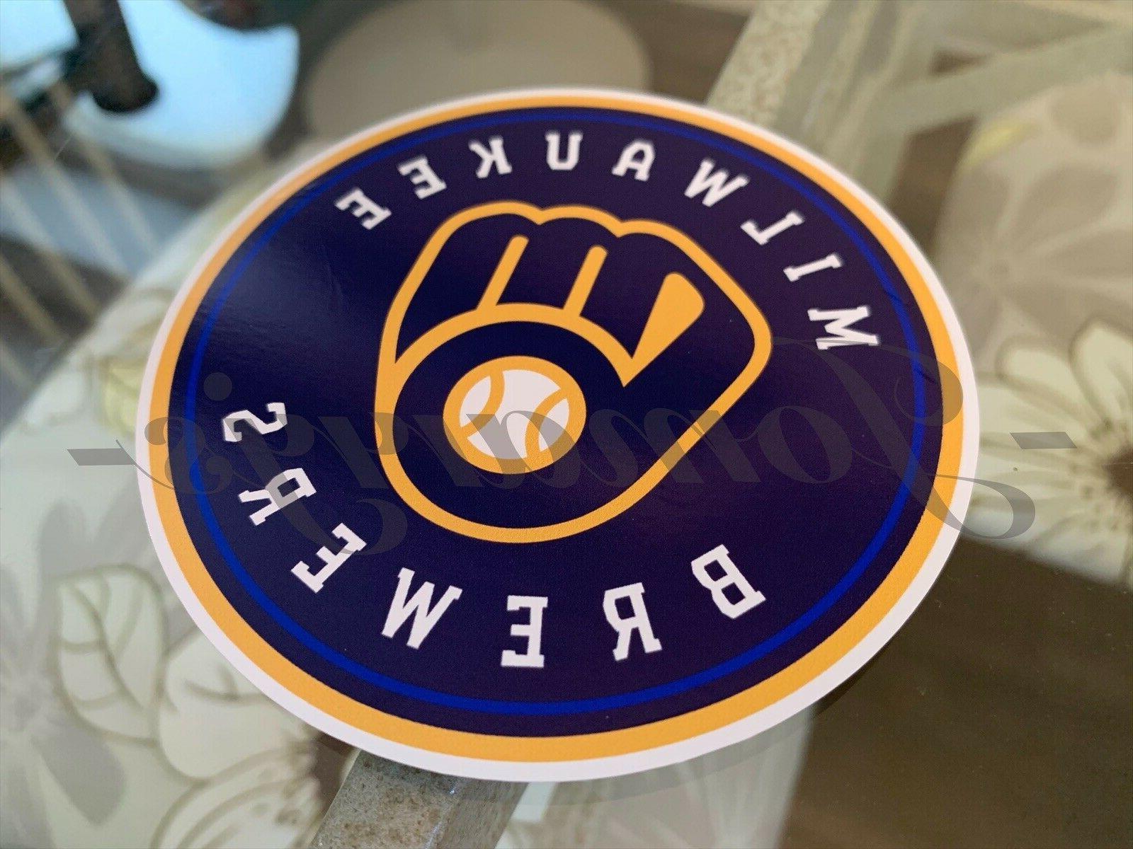 Milwaukee Brewers Vinyl #Brewers