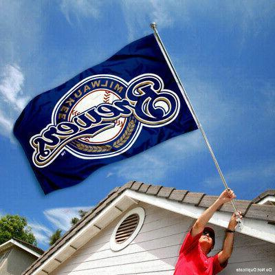 Milwaukee Brewers Flag