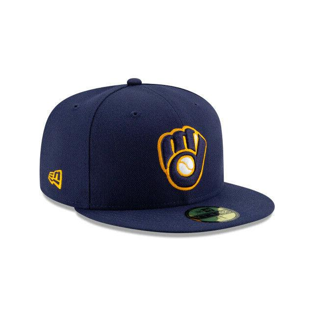 milwaukee brewers mlb authentic collection alt 2