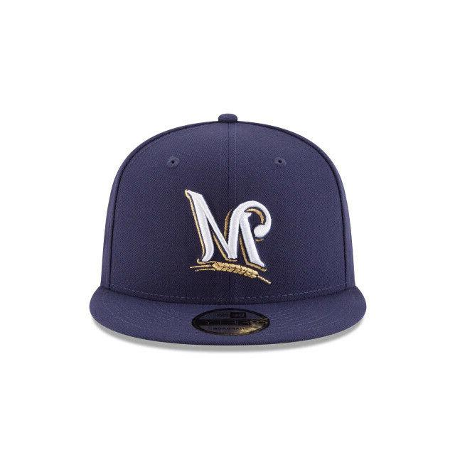 Milwaukee Era Team 9FIFTY Basic Blue