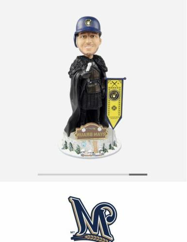 milwaukee brewers ryan braun game of thrones