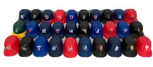 mlb baseball mini helmet ice cream bowl