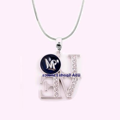 mlb milwaukee brewers 925 sterling silver team