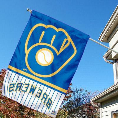 MLB Milwaukee Banner