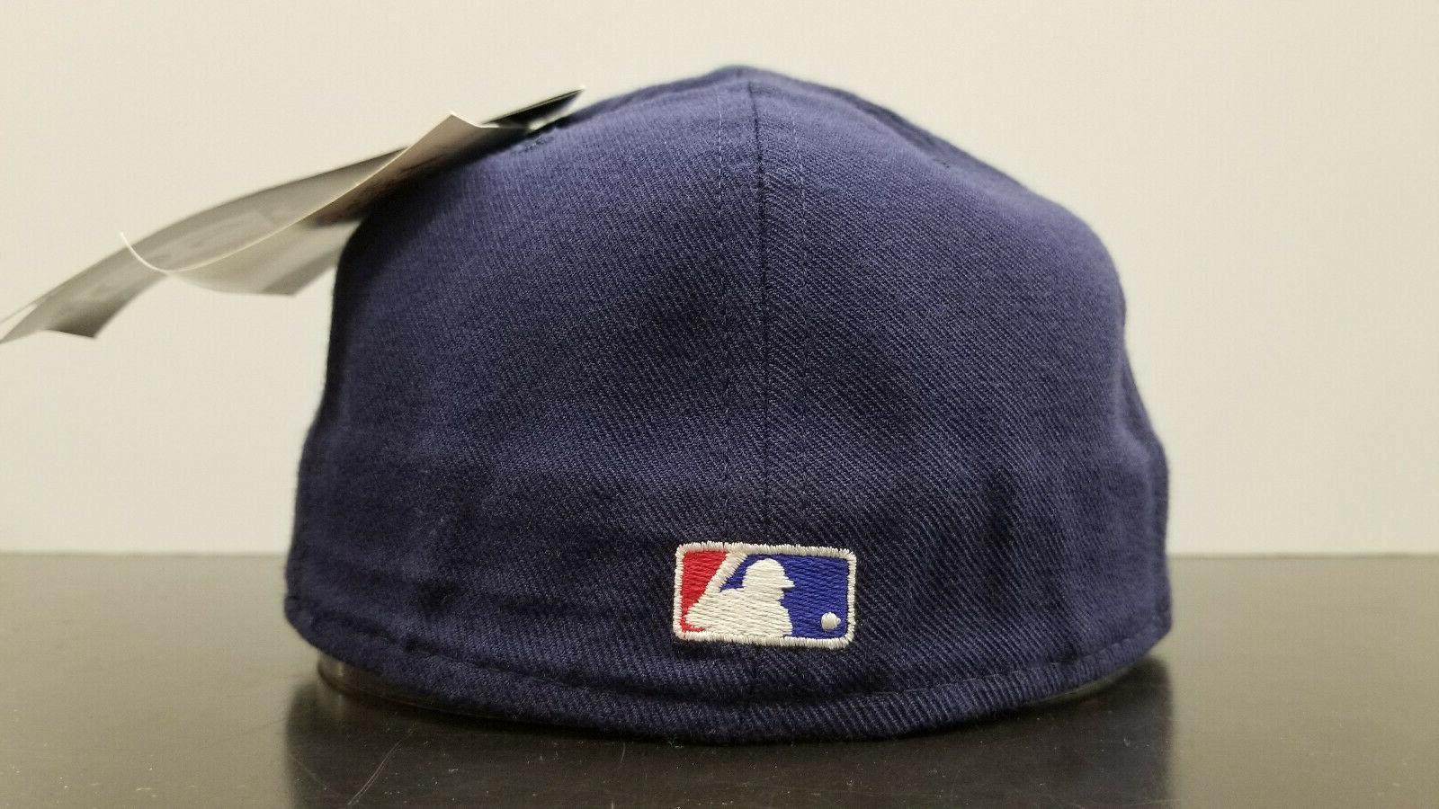 Vintage 90s Milwaukee Navy/Green Bill Diamond Collection Hat