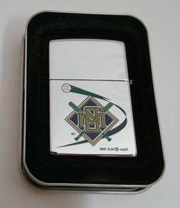 Zippo Lighter Sports MLB Major League Baseball Milwaukee Bre