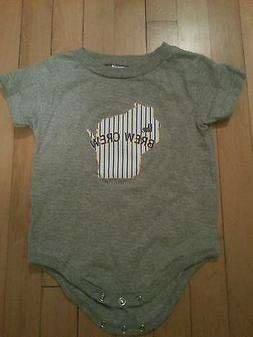 "Milwaukee Brewer ""The Brew Crew"" Infant Bodysuit"