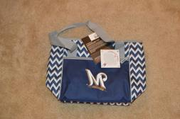 milwaukee brewers 16 can cooler tote nwt