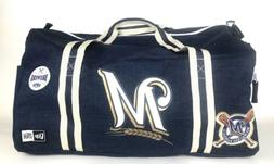 New Era Milwaukee Brewers 1970 Heritage Patch Small Duffel B