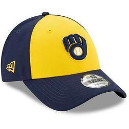 Milwaukee Brewers New Era Alternate The League 9FORTY Adjust