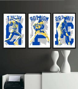 MILWAUKEE BREWERS art print/poster FAN PACK #2 3 PRINTS! ROB