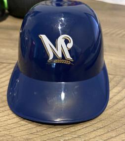 Milwaukee Brewers Baseball MLB Ice Cream Mini Snack Helmet 8