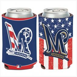 Milwaukee Brewers Can Cooler 12 oz. Koozie