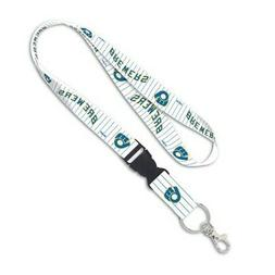 milwaukee brewers cooperstown key chain lanyard detachable