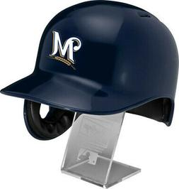 milwaukee brewers full size rawlings replica batting