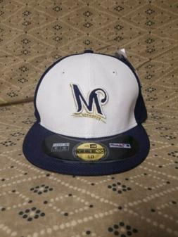 New Era Milwaukee Brewers GAME 2019 59Fifty Fitted Hat  MLB