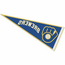 Milwaukee Brewers Glove Full Size Large Pennant