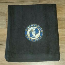 Milwaukee Brewers Golf Bag Towel 16x18