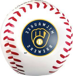 Rawlings Milwaukee Brewers Logo Baseball Collectible