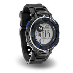 Milwaukee Brewers Men's Power Digital Watch Sparo WTPOW4501