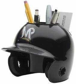 MILWAUKEE BREWERS - Mini Batters Helmet Desk Caddy