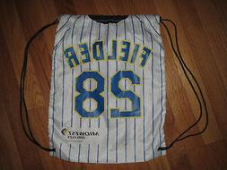 Milwaukee Brewers MLB Prince Fielder Drawstring Backpack Jer