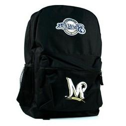 milwaukee brewers mlb sprinter backpack