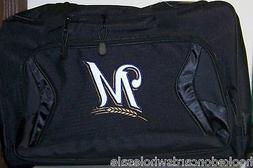 Milwaukee Brewers MLB Team Duffel Bag