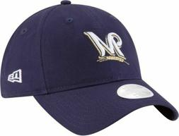 Milwaukee Brewers New Era MLB Women's Core Classic Adjustabl