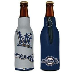 MILWAUKEE BREWERS NEOPRENE BOTTLE HOLDER COOZIE KOOZIE COOLE