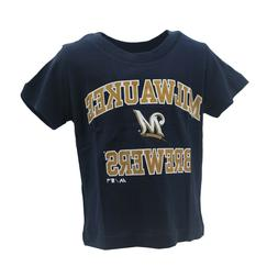 Milwaukee Brewers Official MLB Majestic Apparel Infant Toddl