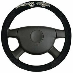 Milwaukee Brewers Poly-Suede Steering Wheel Cover