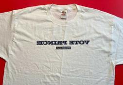 MILWAUKEE BREWERS PRINCE FIELDER T Shirt Men's XL Vtg MLB