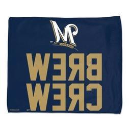Milwaukee Brewers Rally Towel 15x18 MLB Sports Fan Baseball
